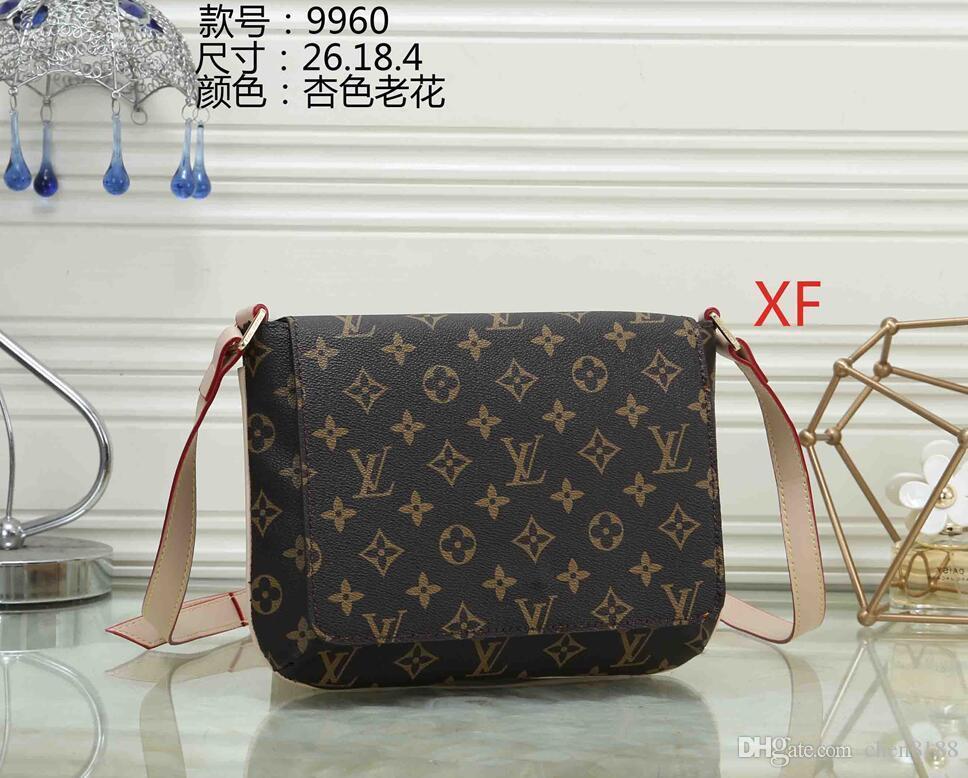 d864b51944 2018 Hot Sell Women Bags Handbags Women Famous Brands Chain Bag Fashion  Luxury Designer Flap Messenger Bags Female Purse Shoulder Bag 996 Mk Fashion  Bags ...