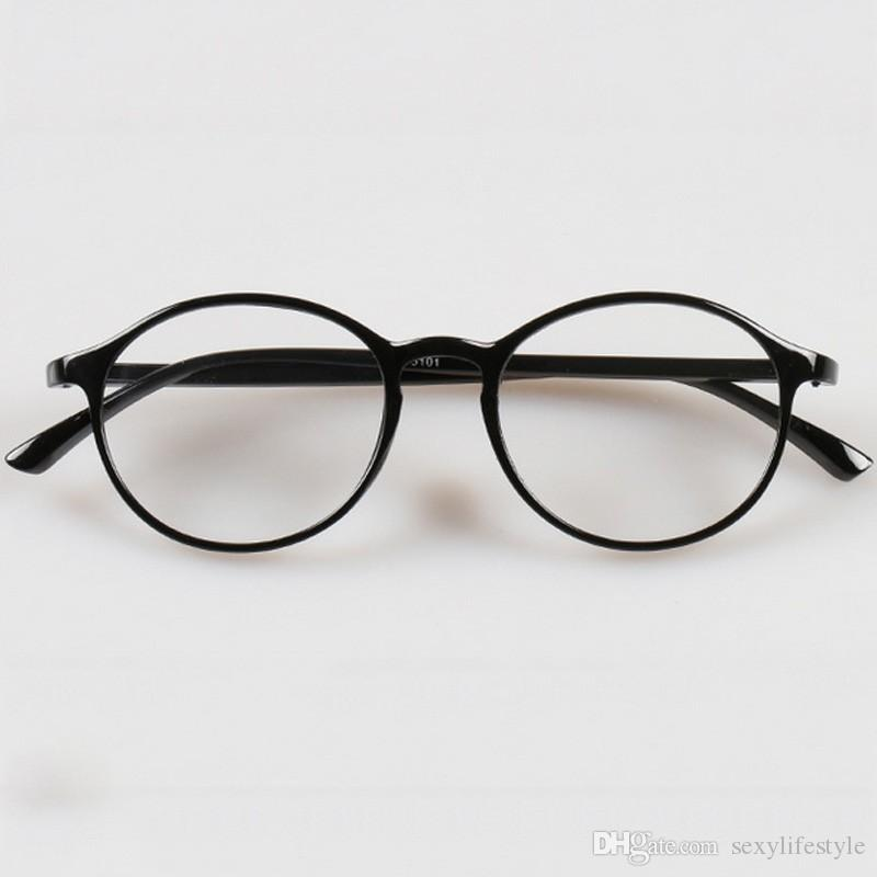 899d0480eb2 Womens Men Reading Glasses +1.0 +1.5 +2.0 +2.5 +3.0 +3.5 +4.0 Diopters  Vintage Round Frame Presbyopic Glasses Mens Reading Glasses Reading Glasses  ...