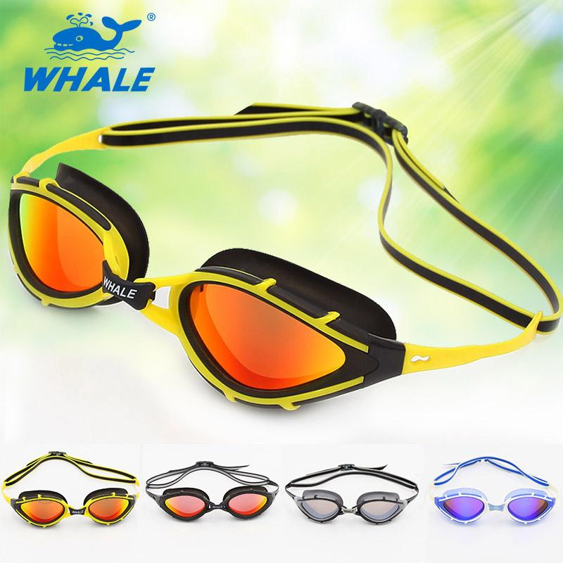 56bc8ab243c Brand Waterproof Anti Fog Adults Silicone Professional Swimming Glasses  Eyewear Goggles Swimming Goggles Waterproof Goggles Swimming Eyewear Online  with ...