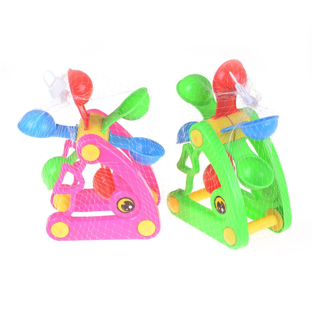 Multi-color Baby Bath Toys Children Bathroom And Sand Beach Shower ...