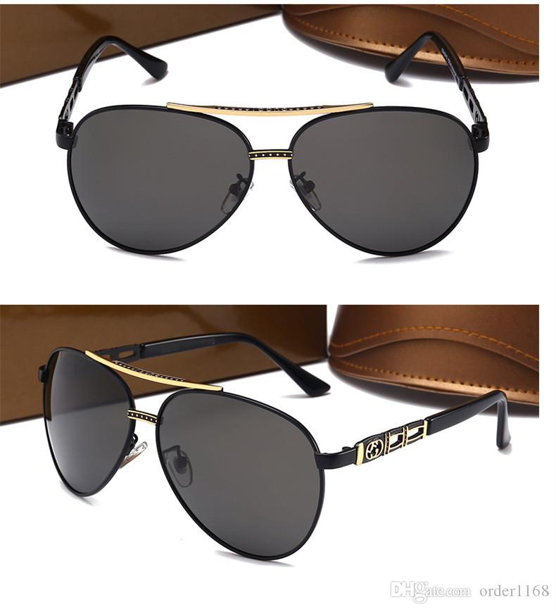 bb0ffdc9b25 Mens Womens Brand Sunglasses Evidence Sun Glasses Designer Polished Black Frame  Glasses Eyewear Come With Original Packing Online with  31.14 Piece on ...