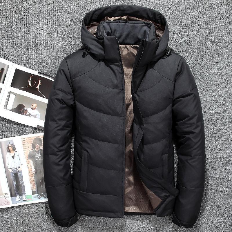 Pluma Marca Moda Compre De 2018 Hombres Invierno Chaqueta 14OqU5Pw