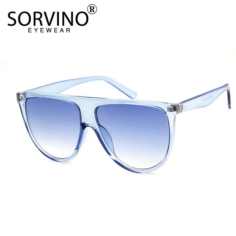 56a5ae055c9 SORVINO Plus Siize Square Sunglasses 2018 Women Men Luxury Brand Designer  Crystal Goggles Retro Fashion Sun Glasses Shades SN120 Designer Shades  Fashion ...