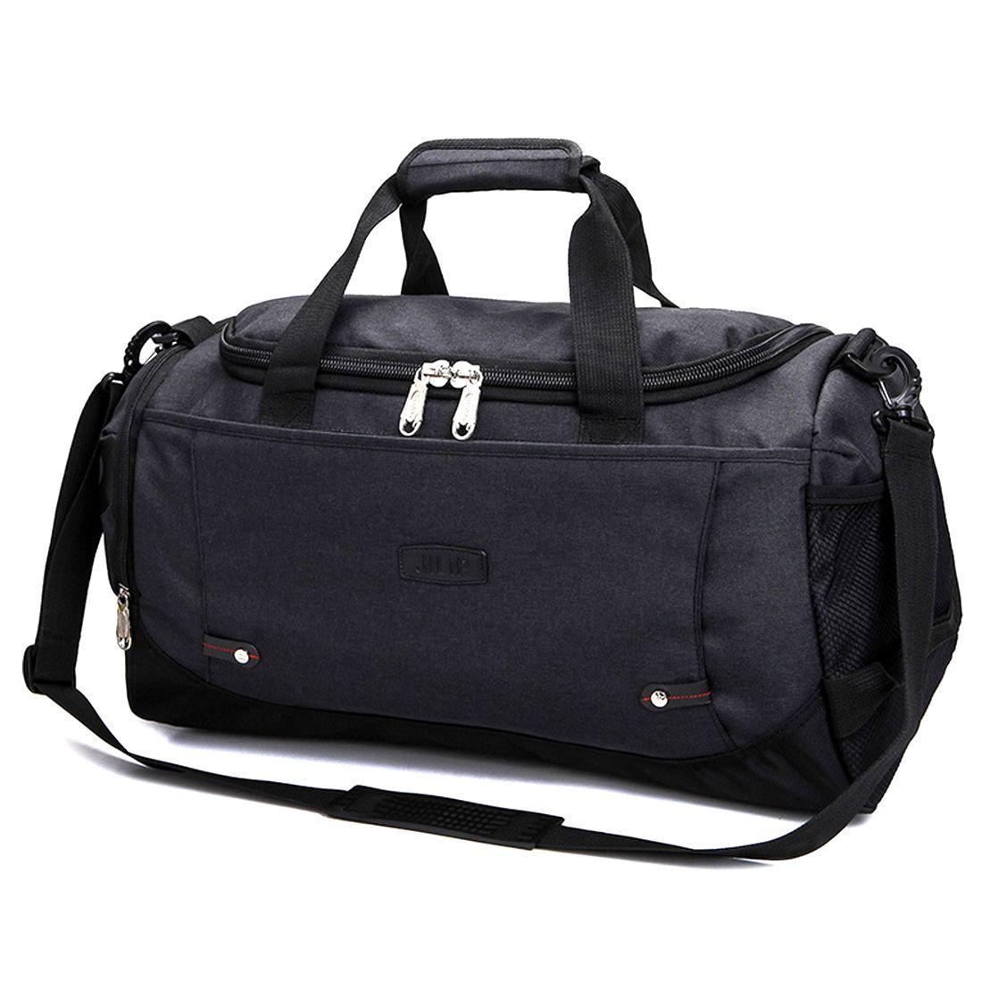 0dac9dab31d5 ... pretty nice 901fc a55b6 ARESLAND Man Travel Bags Big Capacity Polyester  Casual Male Handbag Business Trip ...