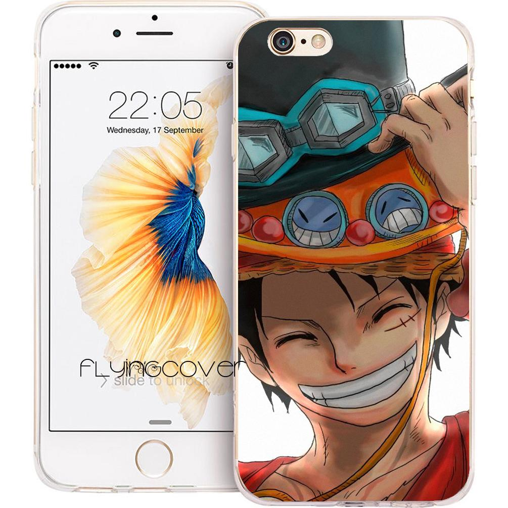 coque iphone x luffy