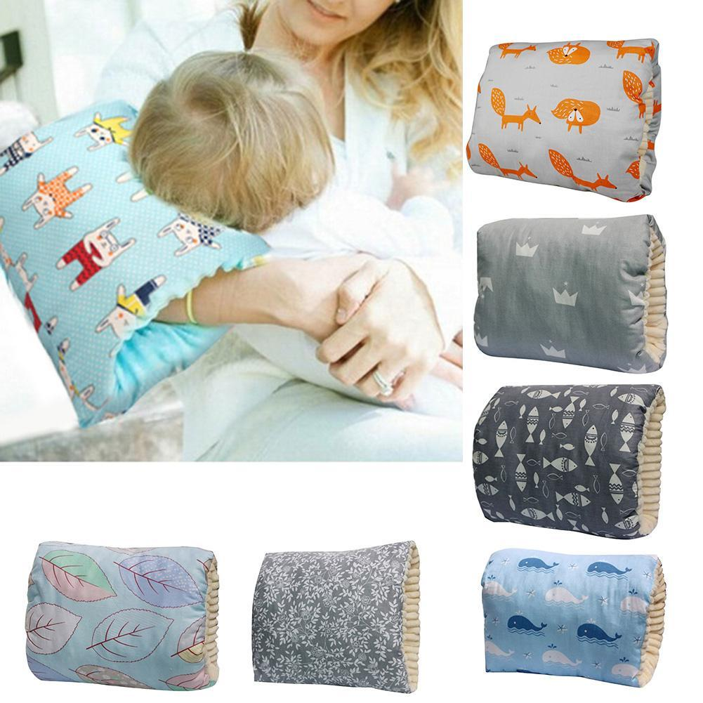 Women Mom Baby Cotton Plush Thicken Nursing Soft Arm Pillow Breastfeeding  Arm Pillow Modern Decorative Pillows Silk Throw Pillows From Jiguan 7c727f1da