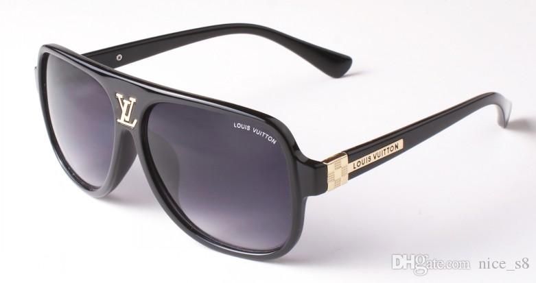 32104ac5ea03 Hot Sell Sunglasses For Men High Quality Fashion Brand Designer ...