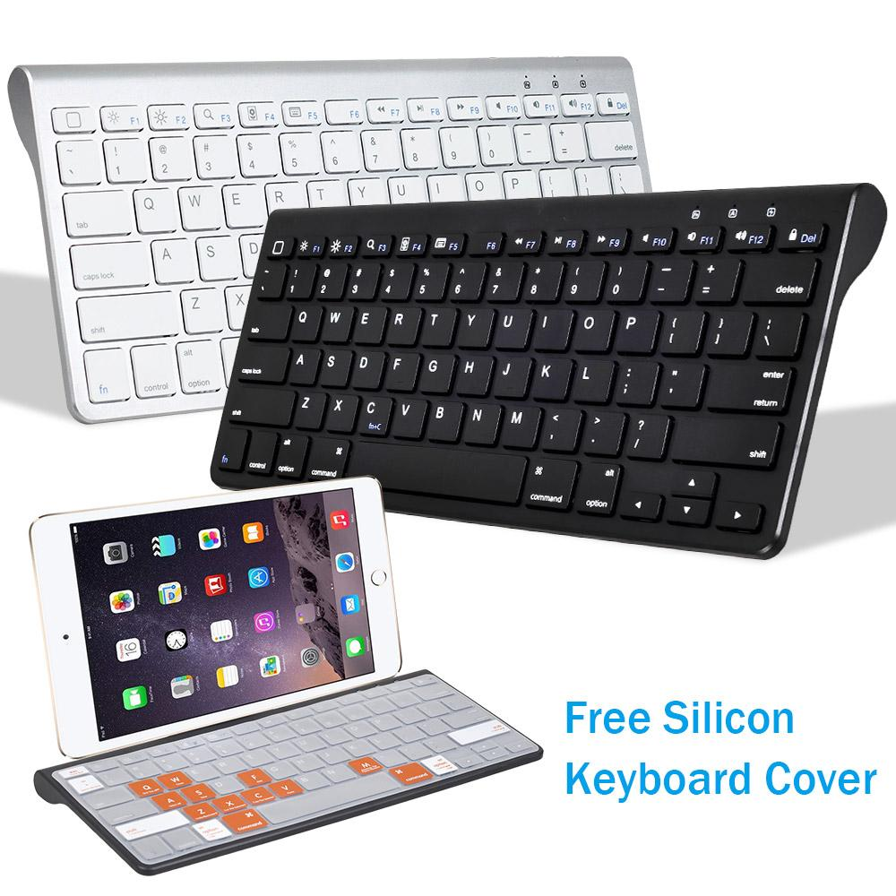 5910cbcc3d3 Mini Bluetooth Keyboard For Phone IPad 2017 For Smart TV Wireless Keyboard  Android Tablet IOS Windows 7/8/10 Desktop Keyboard Elc Keyboard From  Spidernet, ...