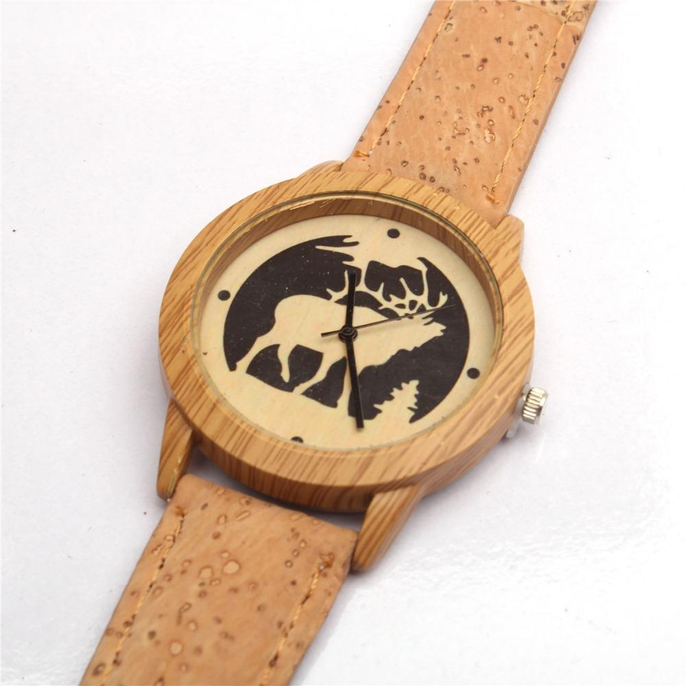 622af59dc1d Compre Relógio De Cortiça. Eco Watch. Relógio De Cortiça Para Homens E  Mulheres. Artesanal Natural Original Watch WA 103 De Ogstuff