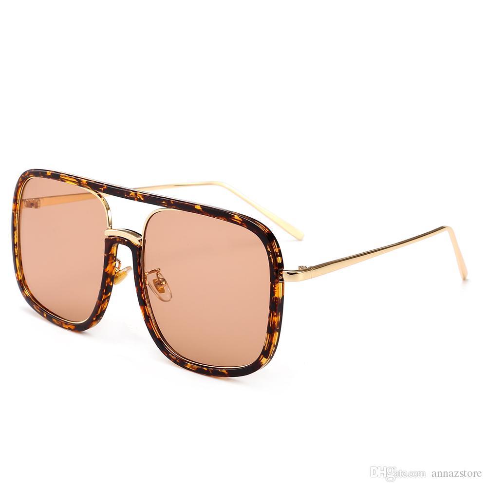 e9baea4ec3e 21033 Superhot Eyewear 2018 New Oversized Sunglasses Fashion Men Women  Luxury Brand Designer Sun Glasses UK 2019 From Annazstore