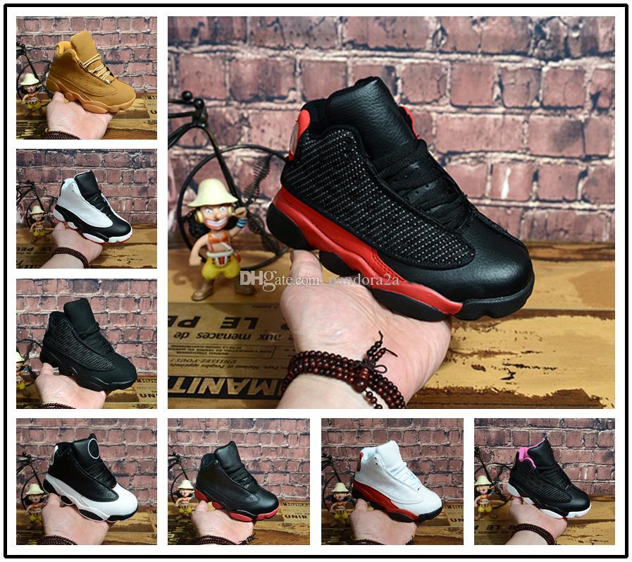 05fb87387243 Compre Nike Air Jordan Aj13 2018 13 Niños Zapatos Niños J13s Zapatillas De  Baloncesto Zapatos Deportivos De Alta Calidad Zapatillas De Juventud Para  La ...