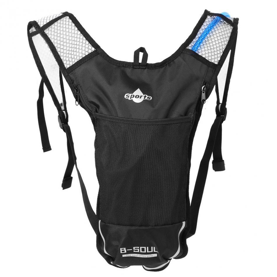 06db3722db B SOUL 2L TPU Water Bag Bladder Hydration Breathable Climbing Hiking  Outdoor Sports Bicycle Camel Pack 5L Backpack Bag Holder Hydration Backpack  Womens ...