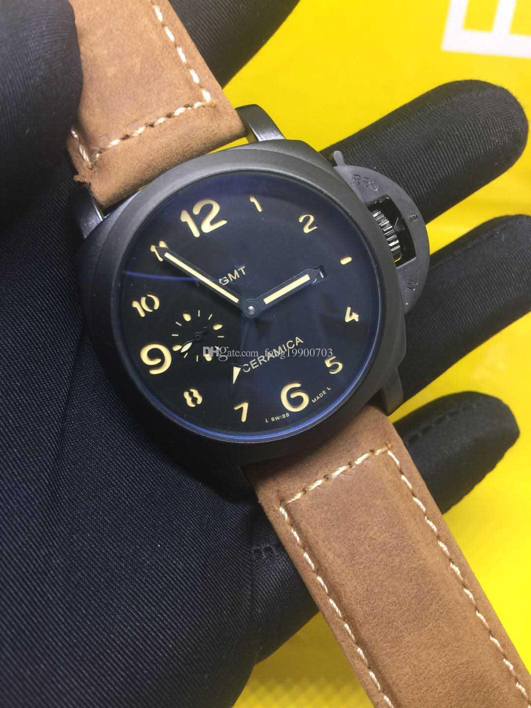 c8248c71ce0 Compre Todos Os Subdials Trabalho Aaa Mens Ou Womenes Relógios Aço Quartzo  Relógios De Pulso Cronômetro Relógio De Luxo Top Marca Relogies Para Homens  ...