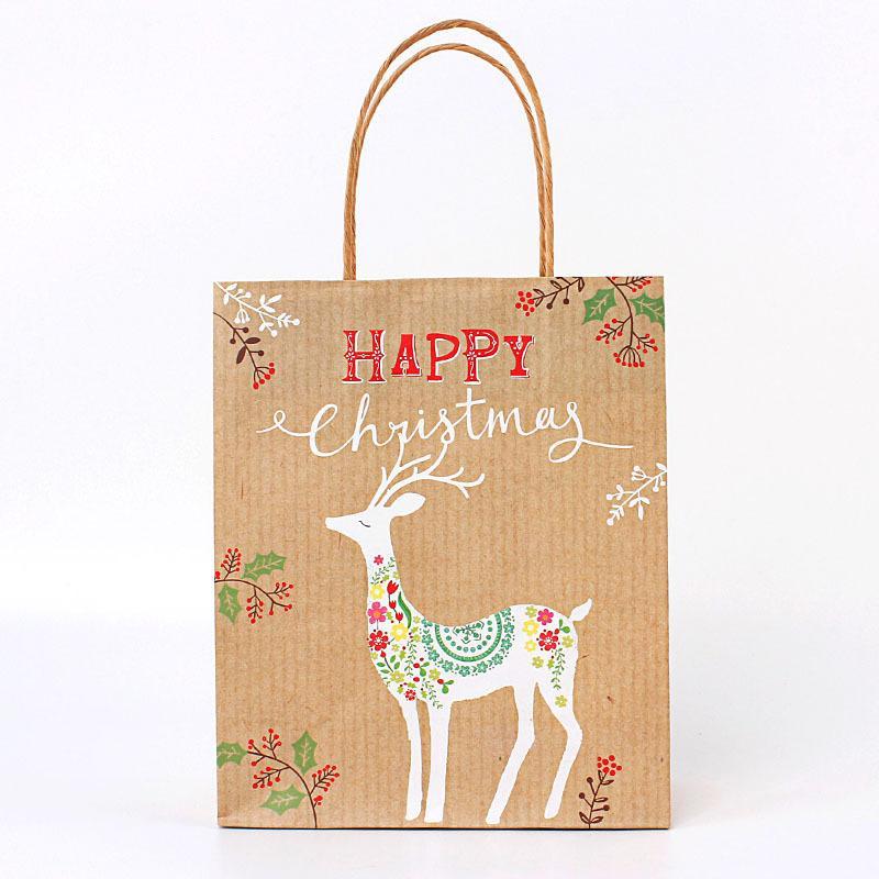 Großhandel Kreative Weihnachtsgeschenk Verpackung Sackt ...