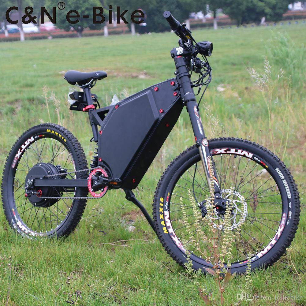 Leili Electric Bicycle 5000w Enduro Ebike Electric mountain bike for sale
