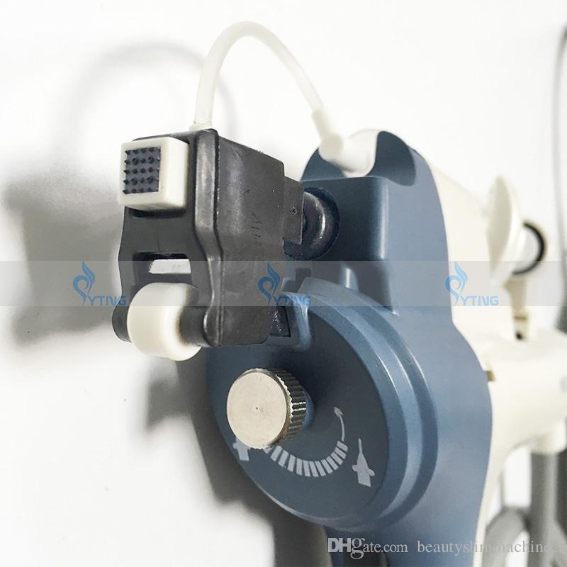 Taşınabilir Mezoterapi Tabancası Meso Enjektör Anti Aging Kırışıklık Kaldırma Cilt Gençleştirme Yüz Bakımı İğnesiz Makine Gözler için Yüz Vücut