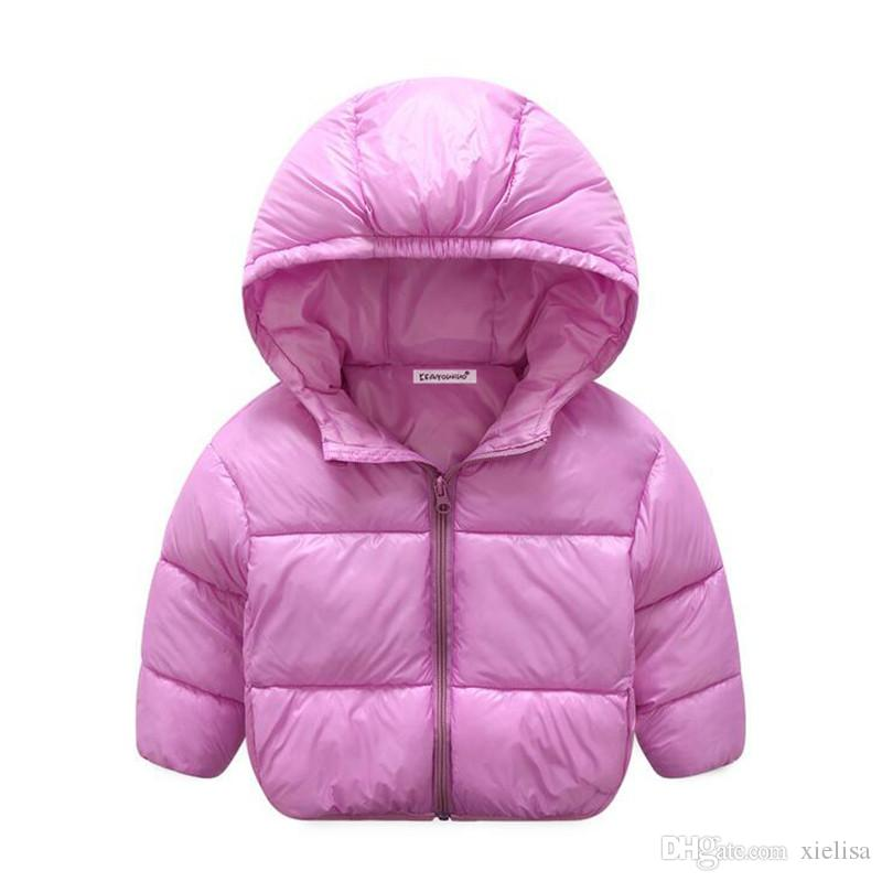 Boys Jacket winter coat Children's outerwear winter style baby Goys and Girls Warm Coat Clothes for 2-6 yrs