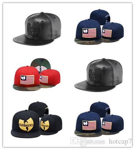 b4a6553df6a42 Good Quality 2018 New Wu Tang Snapback Hat Wutang Baseball Cap Wu Tang Clan  Bone Gorras Design Your Own Hat Make Your Own Hat From Hotcap7