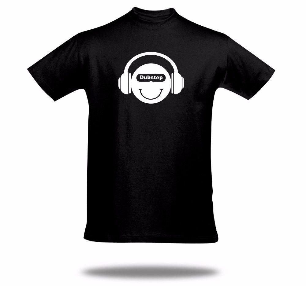 Music Cuffia Dj Acquista Dubstep Smily Equalizzatore Shirt T dCQrthBsxo