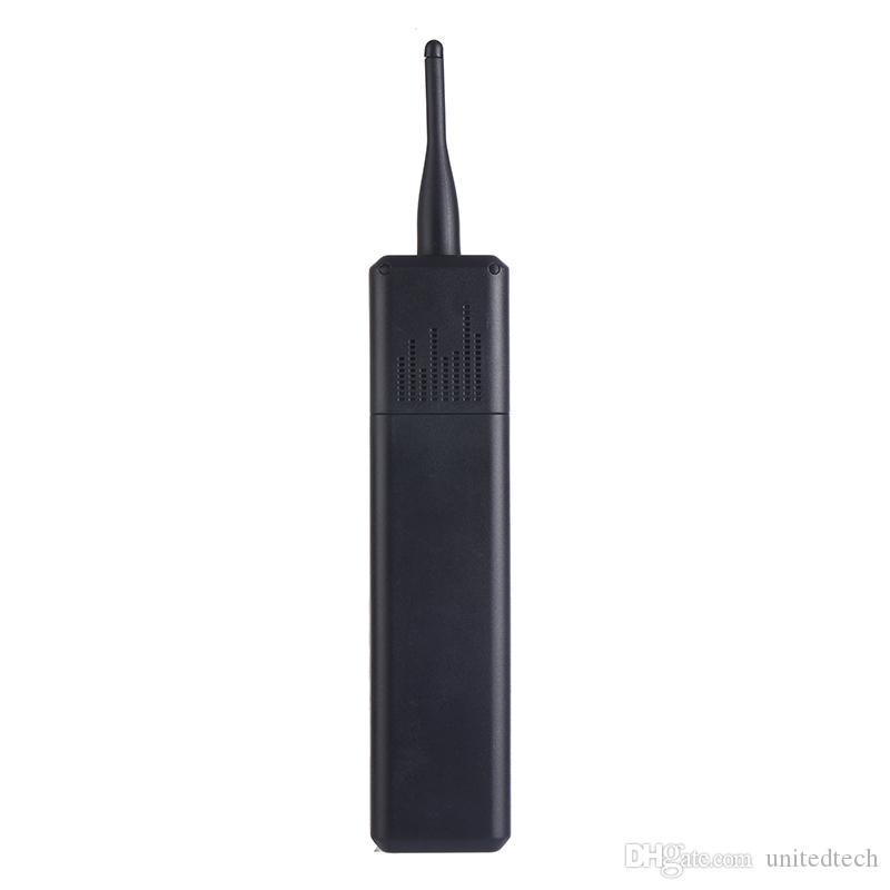 Retro Style Big Brother Handy Antenne Gutes Signal Power Bank Extrovertierte FM Bluetooth Taschenlampe GPRS Dual SIM-Karte