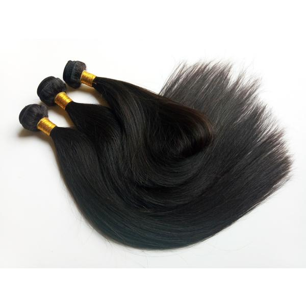 Brazilian European virgin human Hair weft Full cuticle 8-26inch High-end market is popular scarce good quality Indian Straight remy Hair