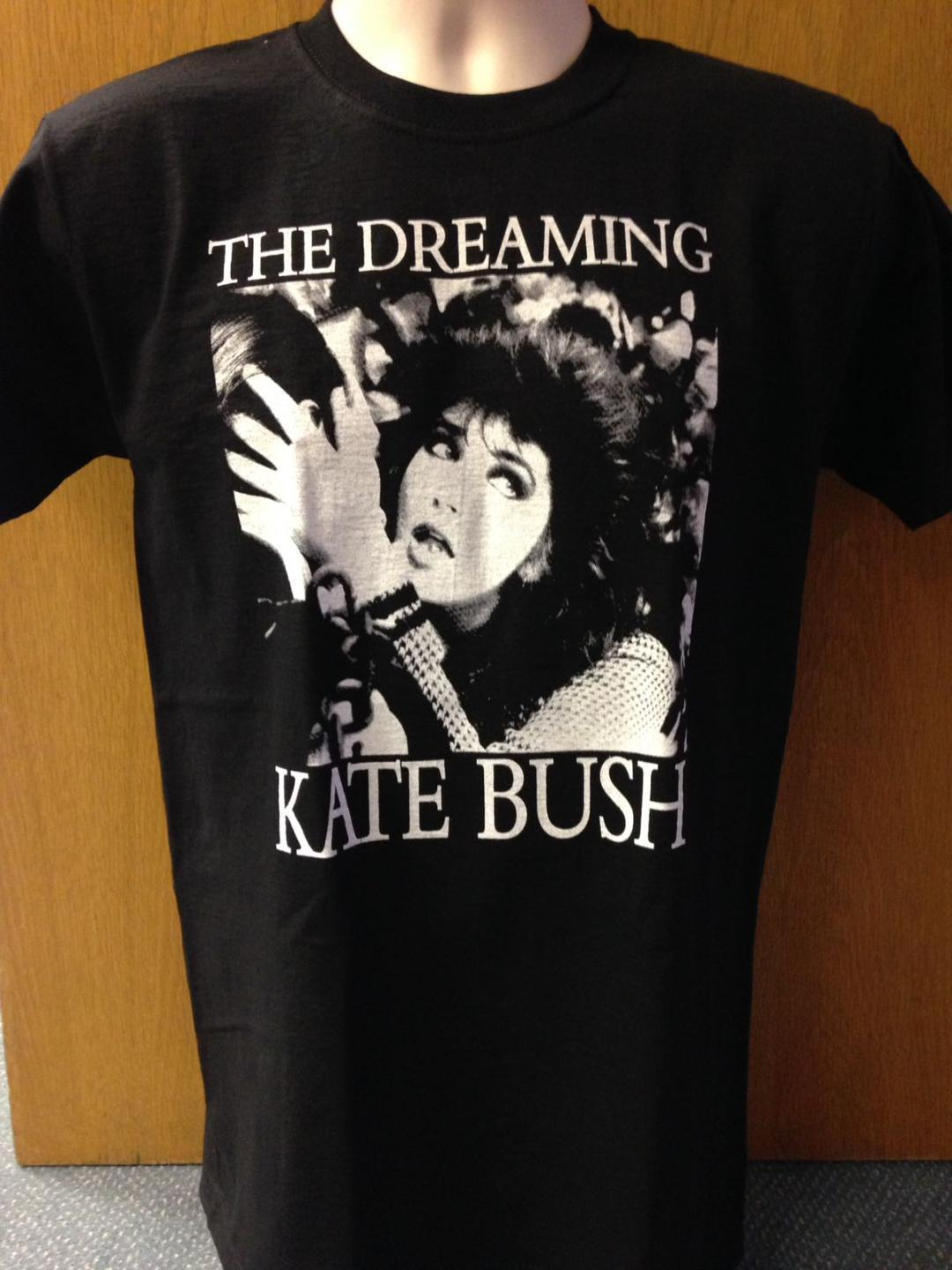 MENS KATE BUSH T SHIRT Funny free shipping Unisex Casual tee gift