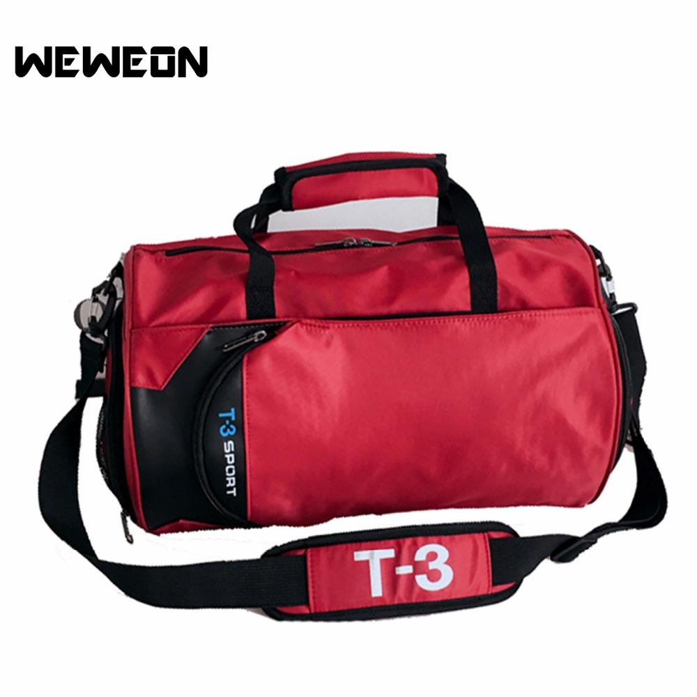 266381291000 2019 2018 Outdoor Men Fitness Sports Gym Bag Cylinder Women Shoulder Bags  Yoga Taekwondo Swimming Baskteball Soccer Drum Handbags From Fwuyun