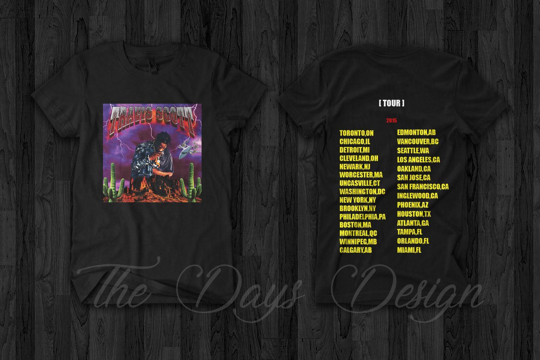 d1588e2ef514 Travis Scott Rodeo Pen & Pixel Astroworld Merch Anti Tour Vintage T Shirt  Yeezus 100% Cotton Short Sleeve O Neck T Shirt Top Tee Basic Awesome Tee  Shirts ...