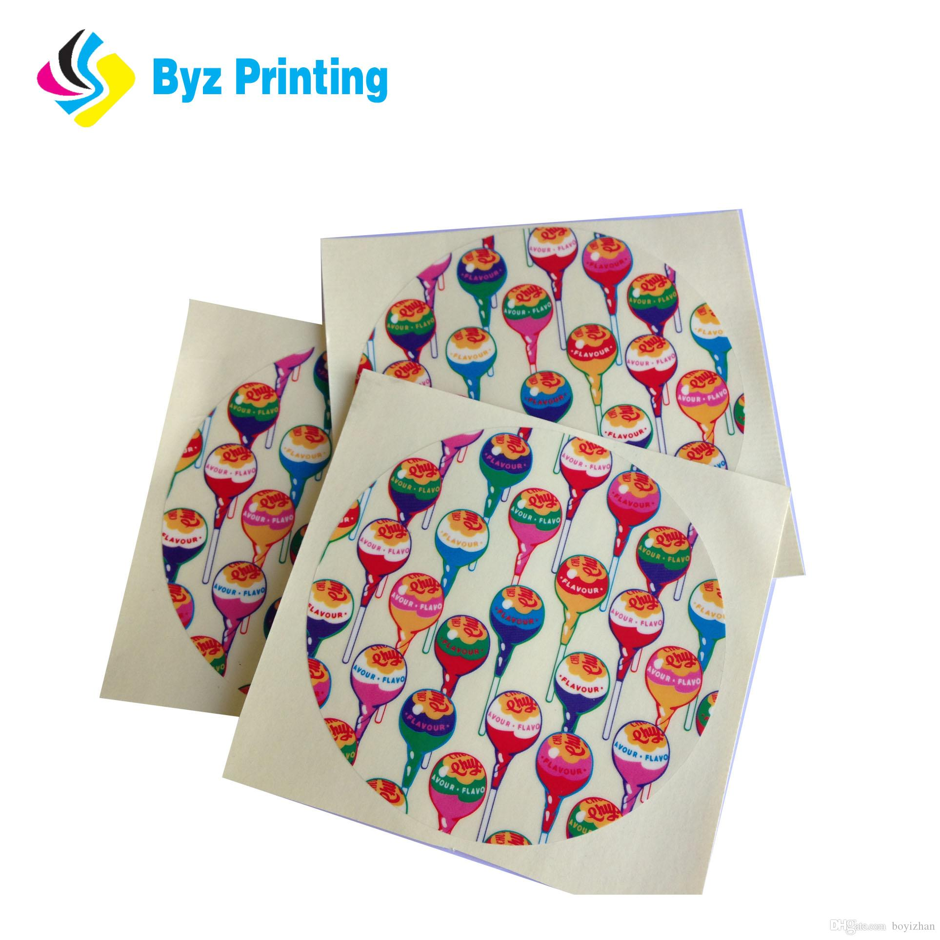 2019 best price for cute waterproof transparent clear sticker printing logo stickers from boyizhan 0 04 dhgate com