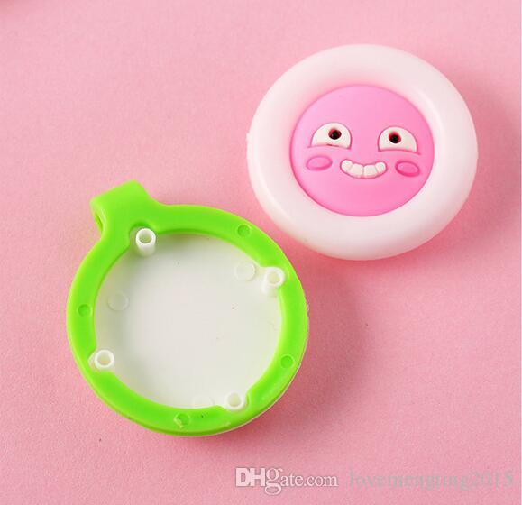 Mosquito Repellent Badge Button Buckle Colorful Cartoon Cute Baby Pregnant Woman Mosquito Repellent bracelet