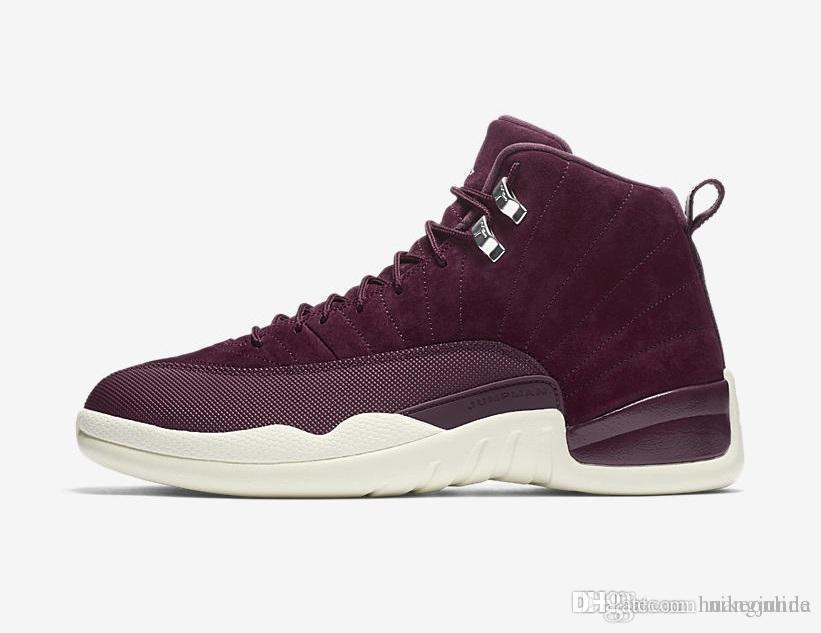 771ac2760757 Cheap Mens Jumpman 12 Basketball Shoes 2018 12s Vachetta Tan ...