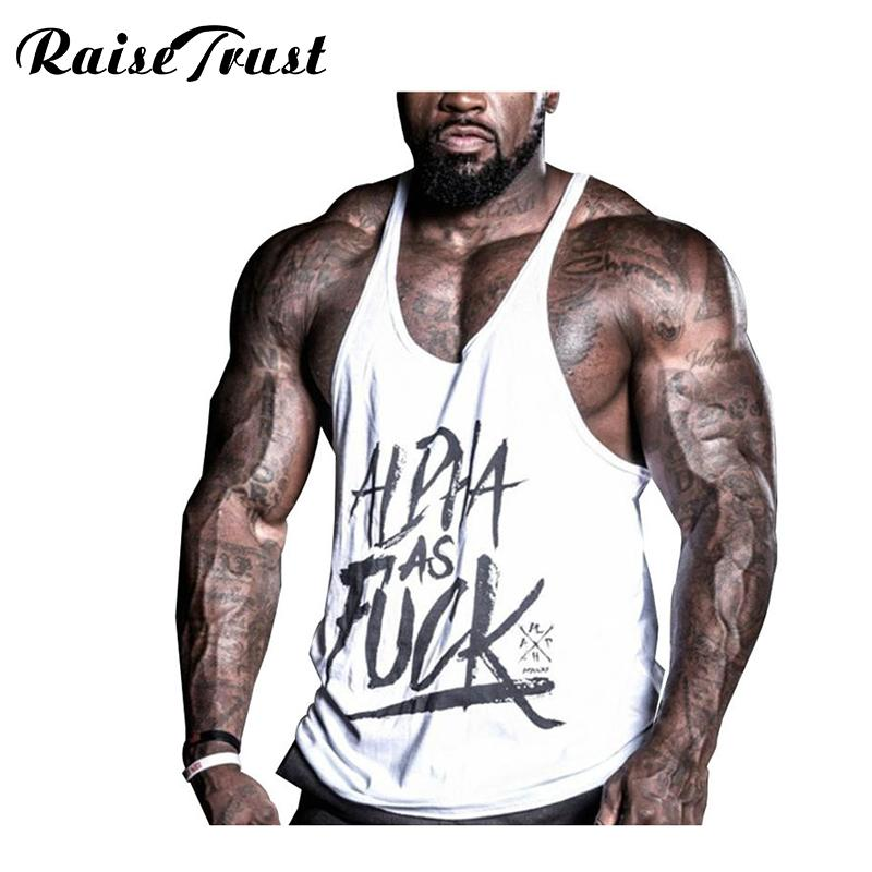 6bb9c6b226a36e Fitness Spring 2017 Coon Shark Tank Top Men Sleeveless Tops for Boys ...