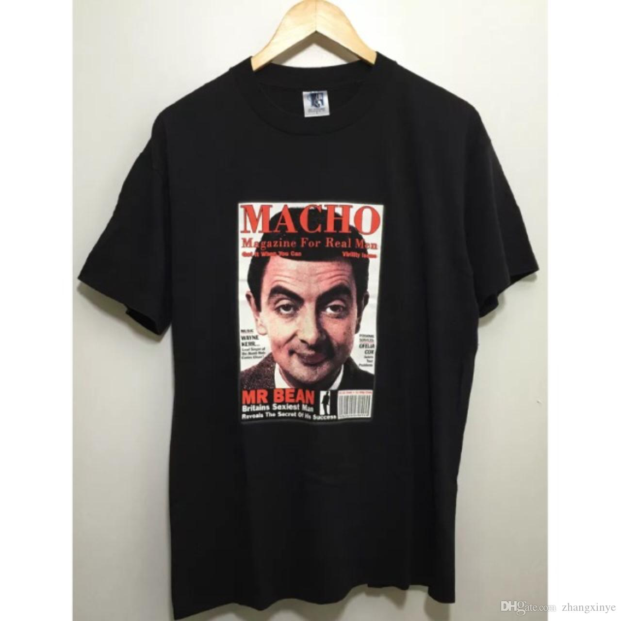 e4f5bad2c Mr.Bean Movie T Shirt USED SIZE Best Funny T Shirts Really Cool T Shirts  From Zhangxinye, $14.21| DHgate.Com