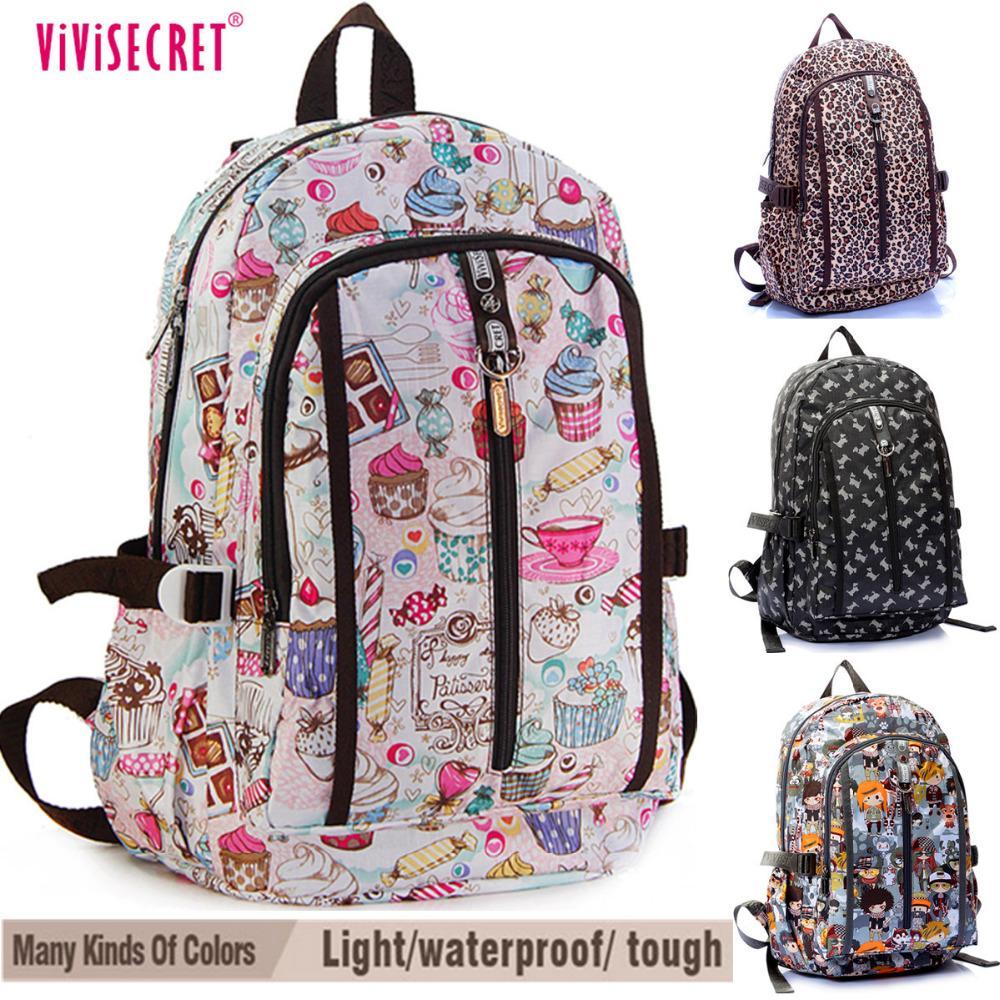 Plain Black Backpack Rucksack School Bag Childrens Boys Girls