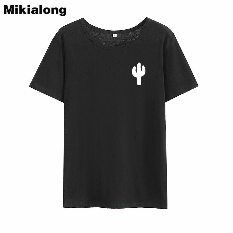 62a9fe16cd9 Women S Tee Mrs Win Cactus 2018 Cute Funny Graphic Tees Women Tops Cotton  Harajuku Kawaii Korean T Shirt Women Streetwear Camisetas Mujer Hilarious T  Shirts ...