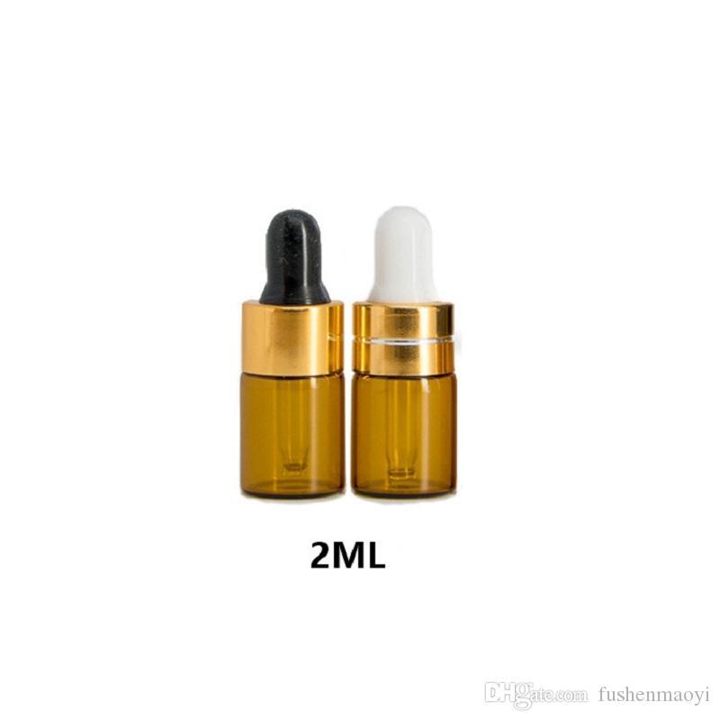 العنبر الزجاج السائل الكاشف زجاجات ماصة العين بالقطارة الروائح 2 ملليلتر 3 ملليلتر 5 ملليلتر الزيوت العطرية زجاجات بالجملة شحن dhl