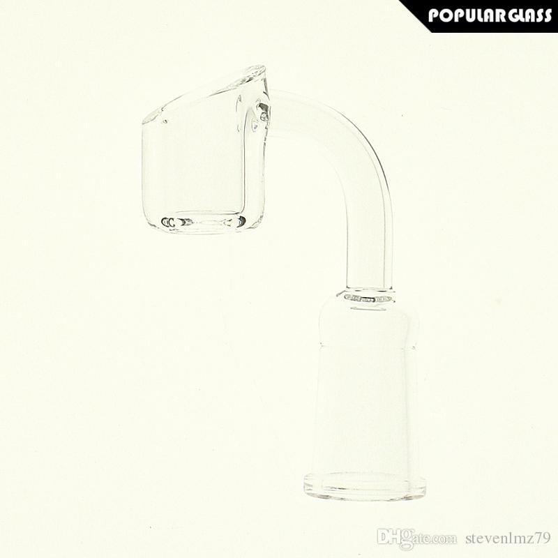 SAML 4mm Quarzo spessore Banger Accessori fumo Nail femminile Dimensione giunto 14mm gradi PG5067