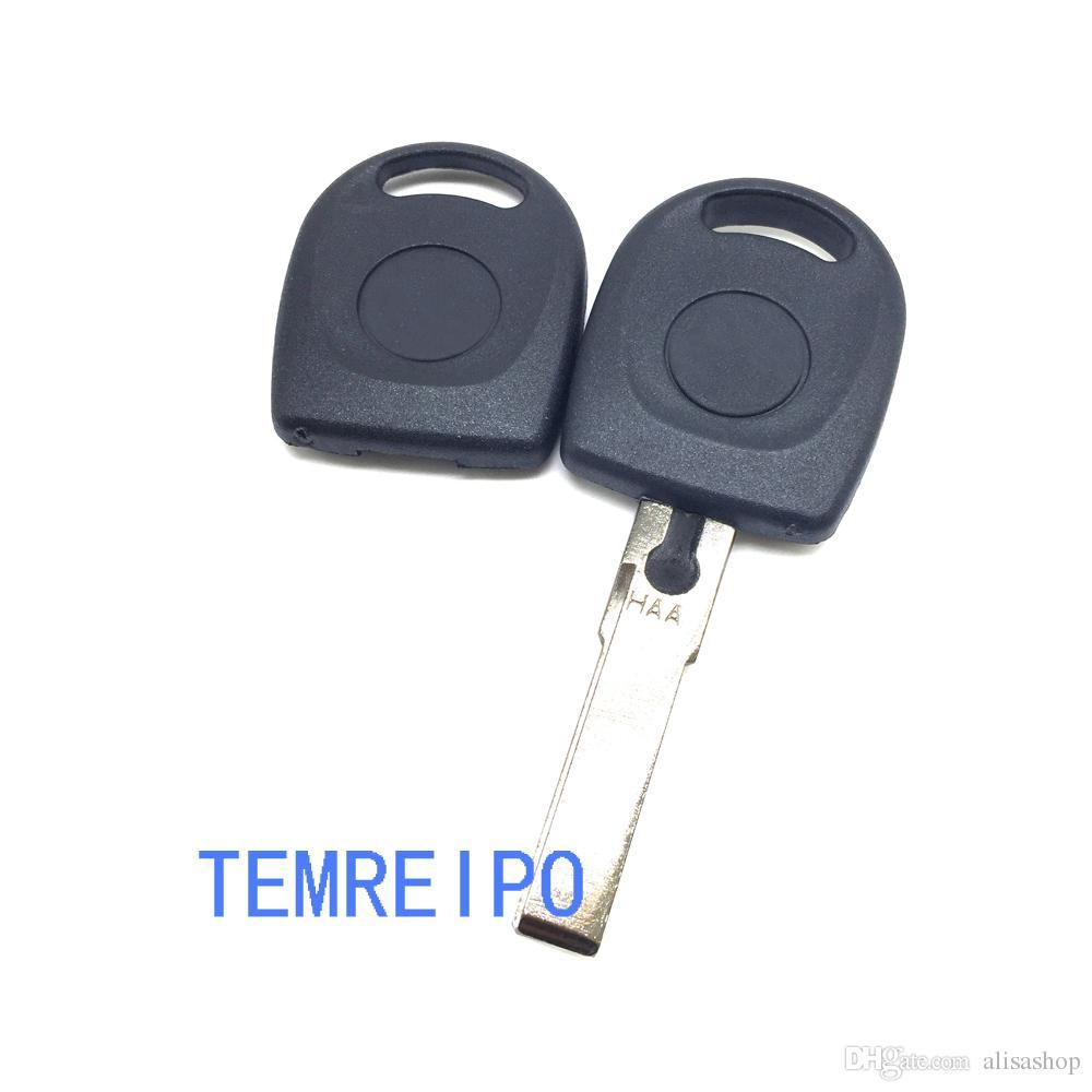 Replacement Transponder Blank Key Remote Case For VW SEAT Alhambra IB E Lbiza Altea Toledo Leon Cordoba Vario Exeo Key Shell