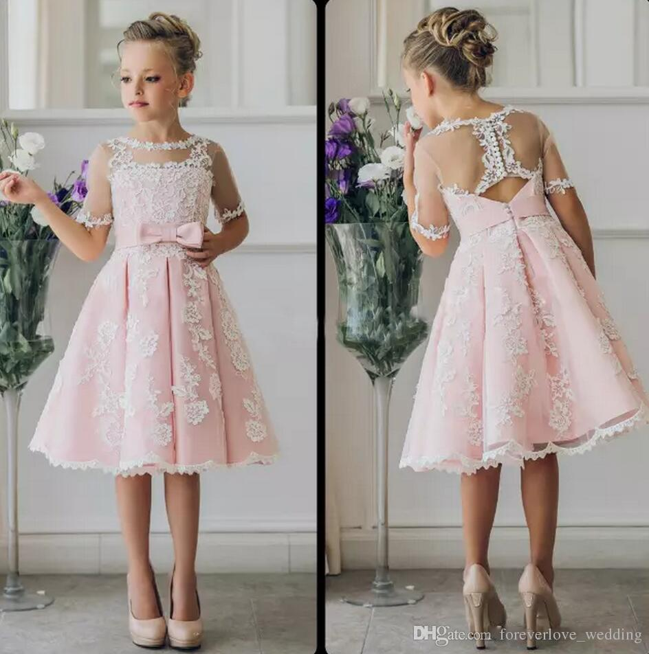 Pink Party Dresses for Girls 12 and Up
