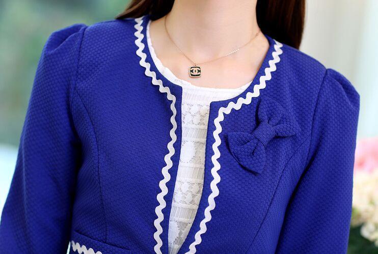 Printemps slim cardigan à manches longues à manches longues femmes veste blanche veste femme Air Conditioned Manteau féminin NS3445