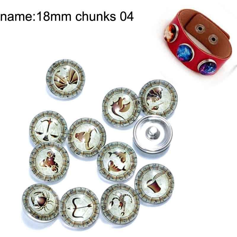 Novos pedaços 250 venda quente 12 mm 18 mm snap botão cabochão para intercambiáveis mulheres charme pulseira colar de jóias acessórios presente