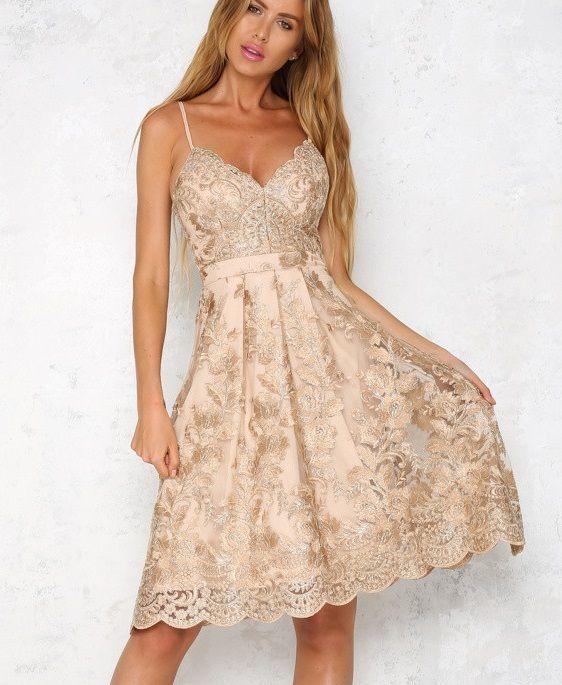b7110e7a2bbe 2019 Vestidos Lace Dress Elegant Women Short Prom Office Slim Party Dresses  Summer 2018 Casual Beach Dress L344 From Ruiqi02