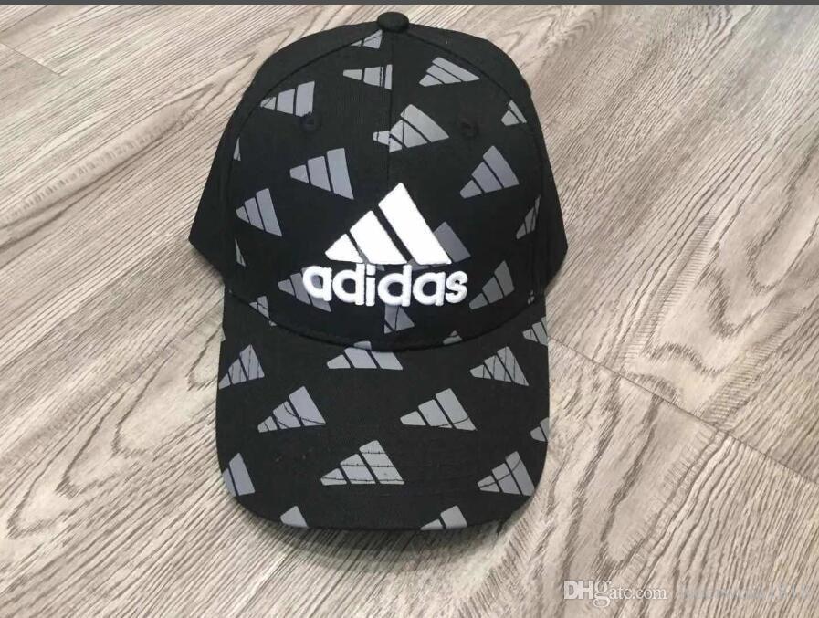 2f77b80de06 AD 064 Fashion Baseball Cap Men Women Outdoor Brand Designer Sports ...