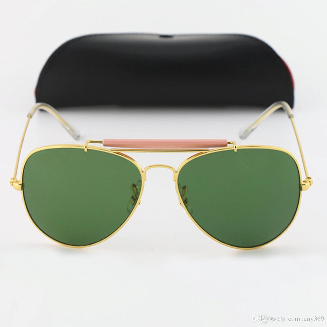 Großhandel 10 Stücke Beste Qualität Designer Pilot Sonnenbrille Für ...