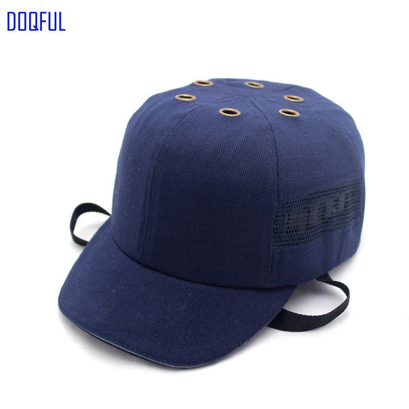 262a5073a8de8 2019 Deepen Breathable Work Safety Helmet Bump Cap Baseball Welder Hat Head Protective  Caps Workplace Anti Impact Riding Helmets Light From Vivi2016, ...