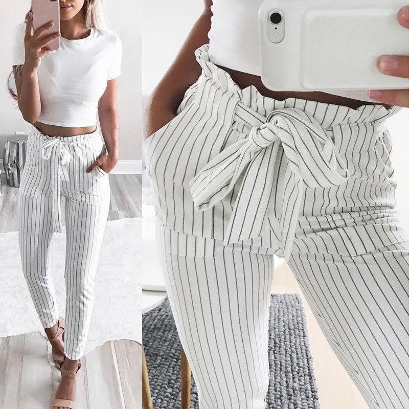 Pantalones Talle Alto Tienda Online De Zapatos Ropa Y Complementos De Marca