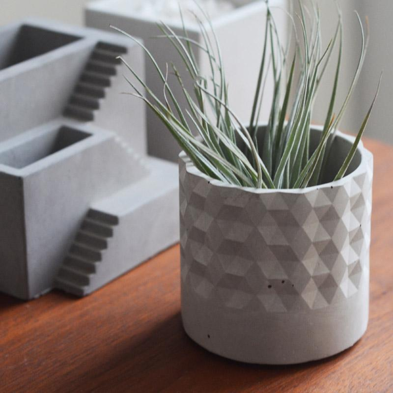 2019 Silicone Molds Flower Pot Concrete Silicone Planter Mold Round Diamond Pattern Planter Pot Mold From Luzhenbao525 $75.54 | DHgate.Com & 2019 Silicone Molds Flower Pot Concrete Silicone Planter Mold Round ...