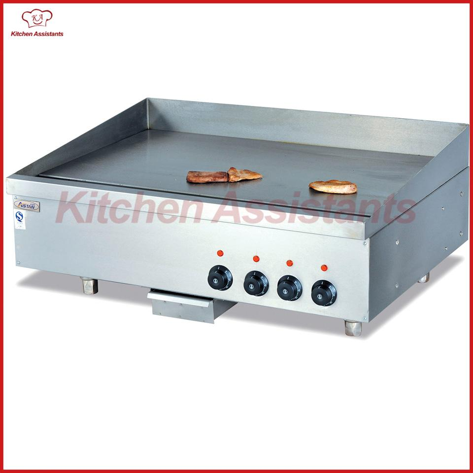 EG48 Electric Commercial Counter Top Griddle Grill Machine for Bbq ...