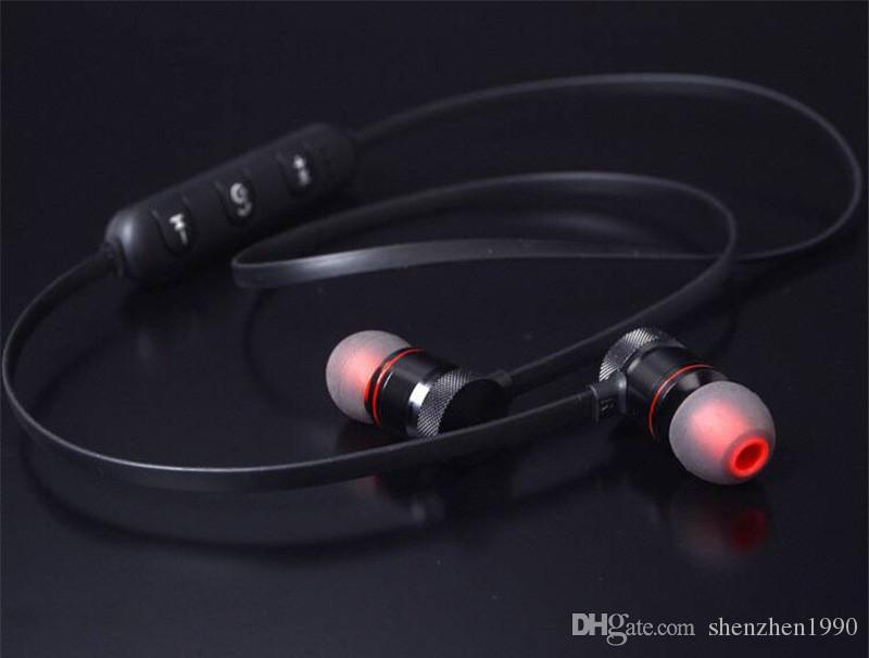 Bluetooth Headphones Magnetic Wireless Running Sport Earphones Headset BT 4.1 with Mic MP3 Earbud For iPhone Huawei Samsung LG Smartphones