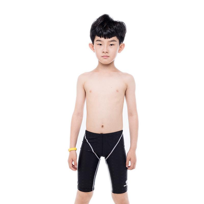 62a175acf1 2019 2018 Summer Swimwear For Boy Swimming Trunks Children Swim Boys  Swimwear Kids Swimsuit From Hiem